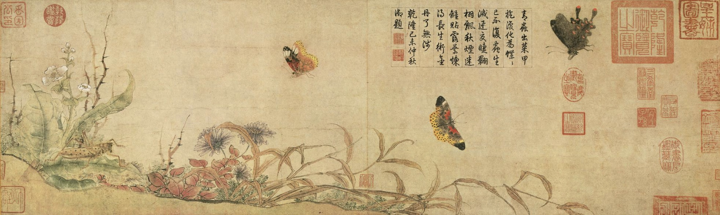 Professor Shane McCausland 3 Feb 2021 Tracings of the Chinese Picture-Scroll (圖卷 tujuan) in History poster image