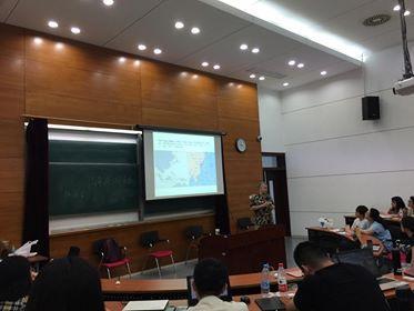 Prof Barak Kushner Shanghai summer school