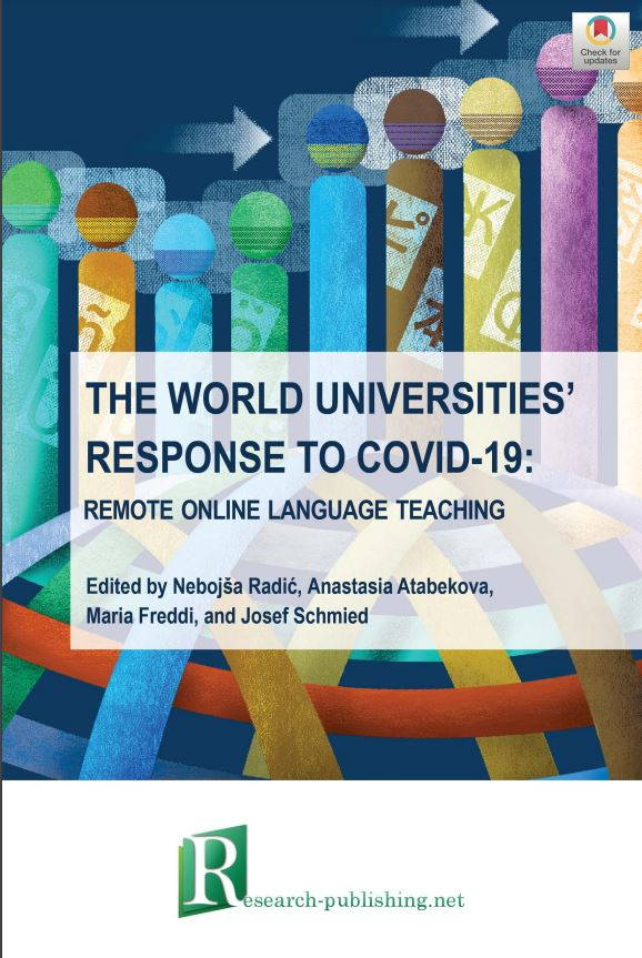 World Universities Response to COVID-19 - cover image