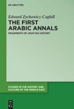 First Arabic Annals - cover